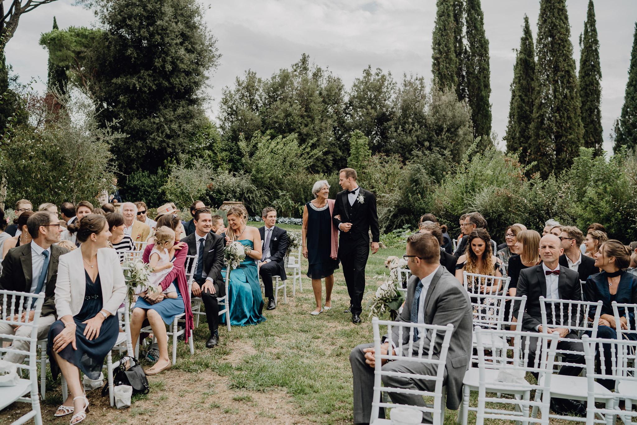 set fotografico matrimonio toscana