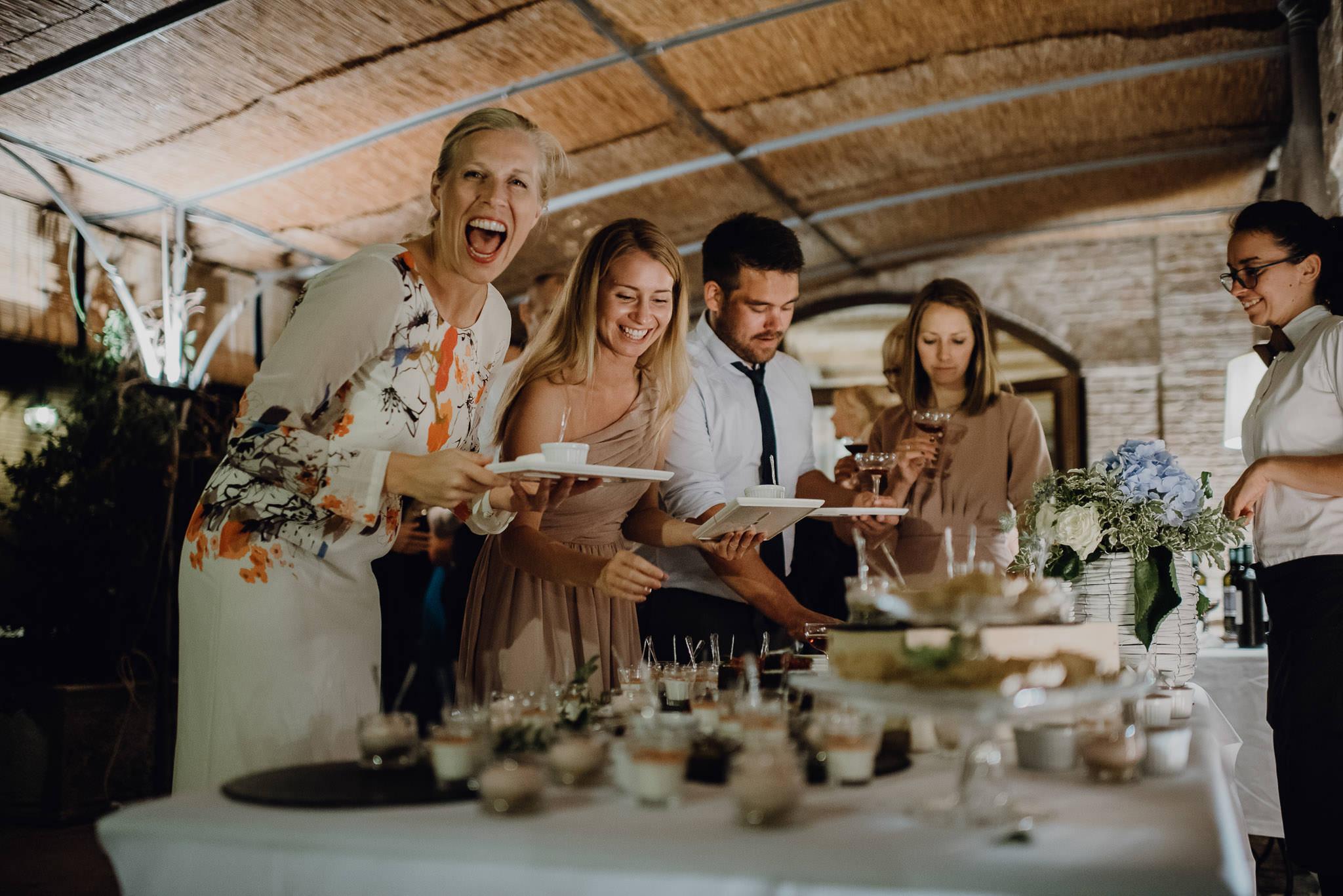 wedding party villa tiboldi