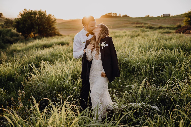 Getting married vineyard